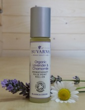 Lavender & Chamomile Aromatherapy Pulse Point Roll-On