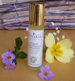 Ylang Ylang &  Palma Rosa Aromatherapy  Pulse Point Roll-on